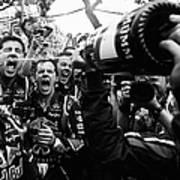 Monaco F1 Grand Prix - Race Art Print