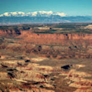 Morning Over Canyonlands Art Print