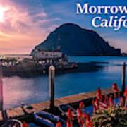 Morrow Bay California Art Print