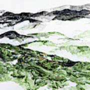 Mountains At Shenadoah 2 201901 Art Print