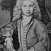 Mozart As Child Art Print