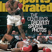 Muhammad Ali, 1965 World Heavyweight Title Sports Illustrated Cover Art Print