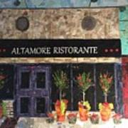 My Favorite Restaurant Art Print