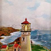 My Lighthouse Art Print