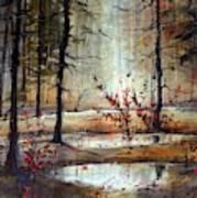 Mystic Forest Art Print