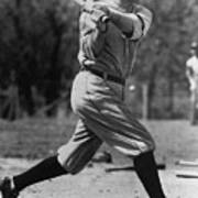 National Baseball Hall Of Fame Library Art Print