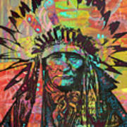 Native American II Art Print