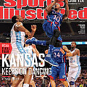 Ncaa Basketball Tournament - Regionals - St Louis Sports Illustrated Cover Art Print