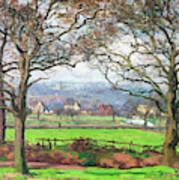 Near Sydenham Hill - Digital Remastered Edition Art Print