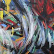 nebula X Art Print