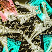 Neo Romantics Art Print