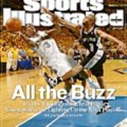 New Orleans Hornets Chris Paul, 2008 Nba Western Conference Sports Illustrated Cover Art Print