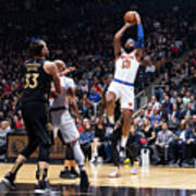 New York Knicks V Toronto Raptors Art Print