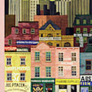 New Yorker April 6th 1946 Art Print