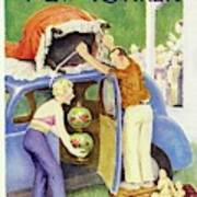 New Yorker August 24th 1946 Art Print
