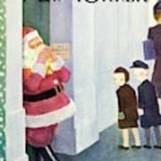 New Yorker December 14th 1946 Art Print