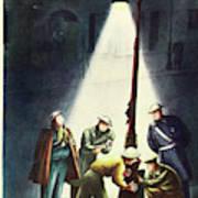 New Yorker January 30th 1943 Art Print