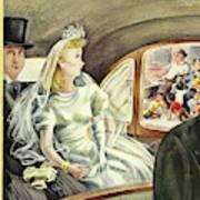 New Yorker June 20th 1942 Art Print
