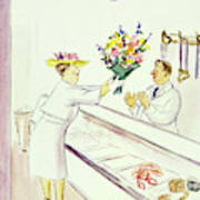 New Yorker June 22nd 1946 Art Print