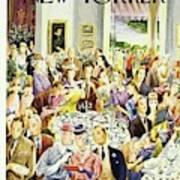 New Yorker June 28th 1947 Art Print