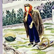 New Yorker March 23rd 1946 Art Print