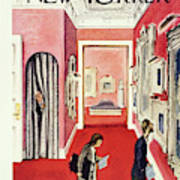 New Yorker March 30th 1946 Art Print