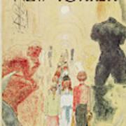 New Yorker November 14 1959 Art Print