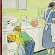 New Yorker November 24, 1951 Art Print