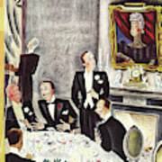 New Yorker November 2nd 1935 Art Print