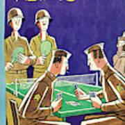 New Yorker October 2nd 1943 Art Print