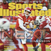 Next Dimension Andy Reid Is Creating Footballs Future Sports Illustrated Cover Art Print
