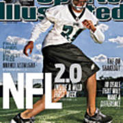 Nfl 2.0 Inside A Wild First Week Sports Illustrated Cover Art Print