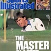 Nick Faldo, 1989 Masters Sports Illustrated Cover Art Print