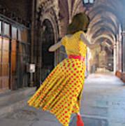 Nicolasa's Dance Art Print