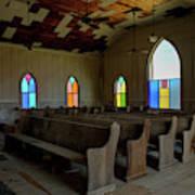 No More Sermons  Art Print