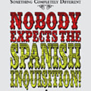 No17 My Silly Quote Poster Art Print