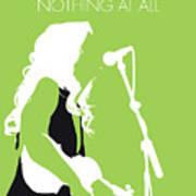 No276 My Alison Krauss Minimal Music Poster Art Print