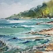 North Beach, Leland, Mi Art Print