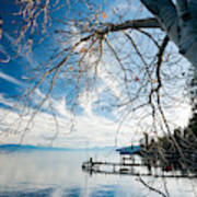 North Shore Lake Tahoe Art Print