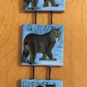 Northern Alberta  Lynx  Art Print