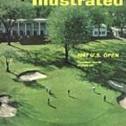 Oakland Hills Country Club Sports Illustrated Cover Art Print