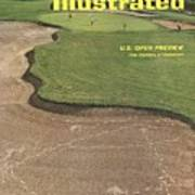 Oakmont Country Club Sports Illustrated Cover Art Print