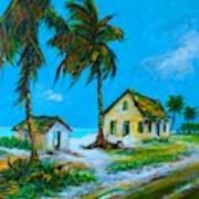 Old Bahama Road Art Print
