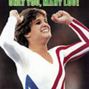 Only You, Mary Lou Sports Illustrated Cover Art Print