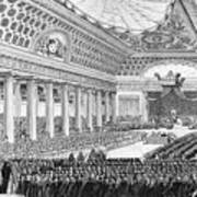 Opening Of The Estates General Art Print