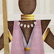 Orisha Obba' Art Print
