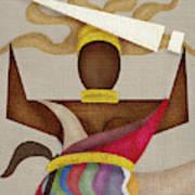Orisha Oya' Art Print