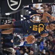 Orlando Magic V Cleveland Cavaliers Art Print