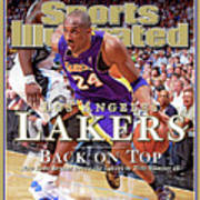 Orlando Magic Vs Los Angeles Lakers, 2009 Nba Finals Sports Illustrated Cover Art Print