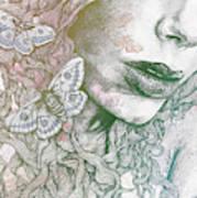 Ornaments - Rainbow II Art Print